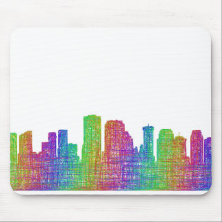 New Orleans skyline Mouse Pad
