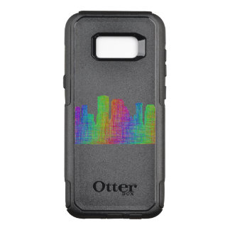 New Orleans skyline OtterBox Commuter Samsung Galaxy S8+ Case