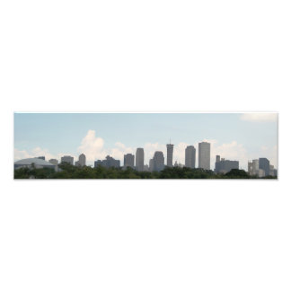 New Orleans Skyline Photo Print