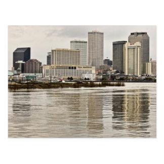 New Orleans Skyline Postcard