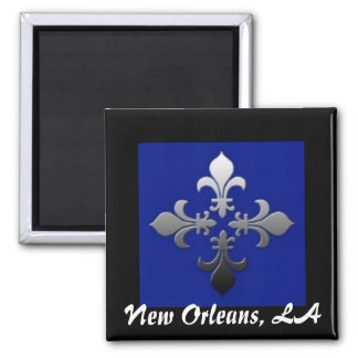 New Orleans Square Magnet