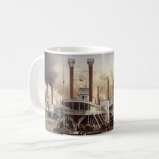 New Orleans Steamboat Coffee Mug