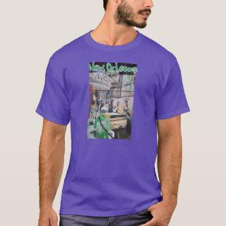New Orleans Street Musicians T-Shirt