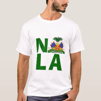 NEW ORLEANS SUPPORTS HAITI T-Shirt
