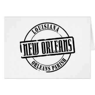 New Orleans Title Card