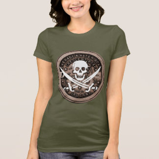 New Orleans Water Meter Cover Pirate Day T-Shirt