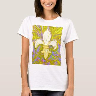 New Orleans Wild Fleur de Lis T-Shirt