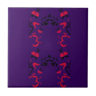 New ornaments in shop / Purple Tile