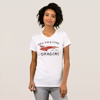New Pal Dragons Pride Womens TShirt