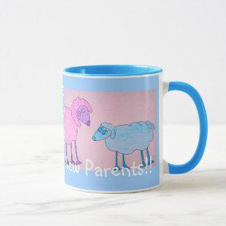 New parents Boy cup!. Mug