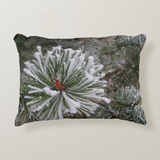 New Pine Cones Accent Pillow