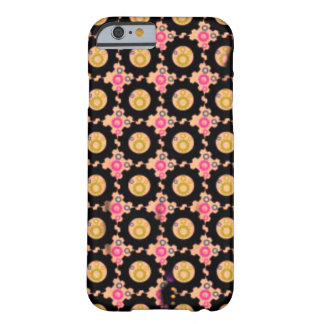 new pink art barely there iPhone 6 case