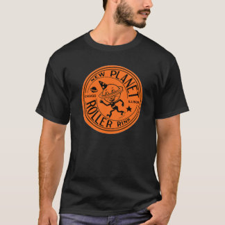 New Planet Roller Rink, Chicago, IL T-Shirt