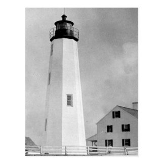New Point Comfort Lighthouse Postcard