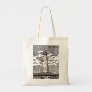 New Point Comfort Lighthouse Tote Bag