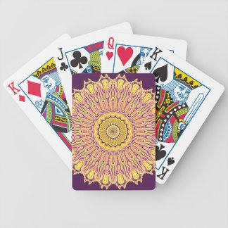 New Pop Art No. 21 Kaleidoscope Playing Cards