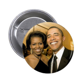 NEW Power Couple of the United States 2 Inch Round Button