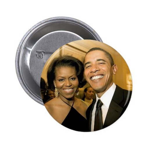 NEW Power Couple of the United States Buttons