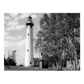 New Presque Isle Lighthouse Postcard