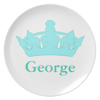 New Prince - A Royal Baby! Party Plates