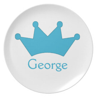 New Prince - A Royal Baby! Plate