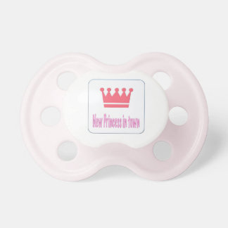 New Princess in town Pacifier