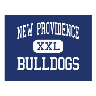 New Providence Bulldogs New Providence Postcard