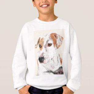 New puppy sweatshirt