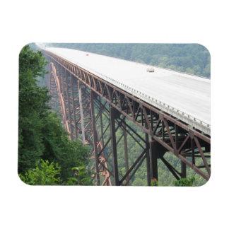 New River Gorge Bridge, West Virginia, Magnet