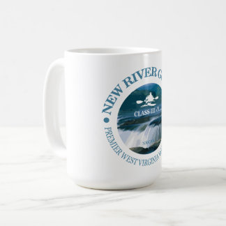 New River Gorge (c) Coffee Mug