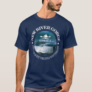 New River Gorge (c) T-Shirt