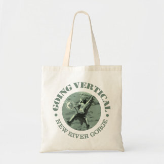 New River Gorge (Going Vertical) Tote Bag