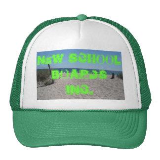 NEW SCHOOL HATS