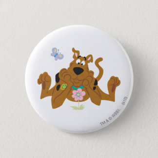 New Scooby Doo Review Pose 40 2 Inch Round Button