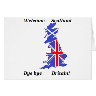 new scotland notecards card