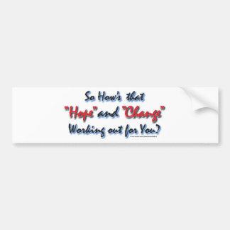 New-Script Bumper Sticker