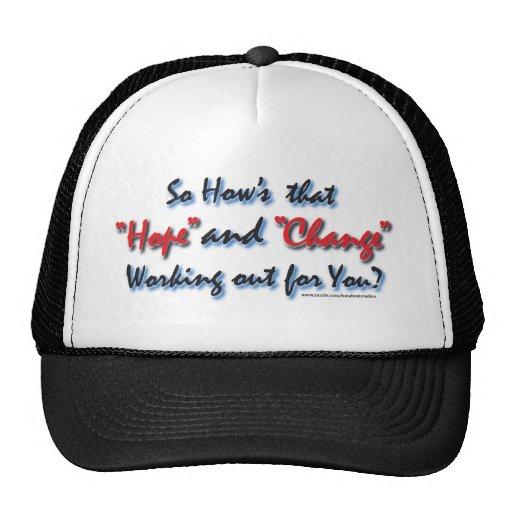 New-Script Mesh Hat