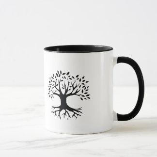 New Seasons Christian Fellowship Tree mug