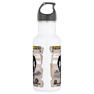 new sheriff in gym 532 ml water bottle