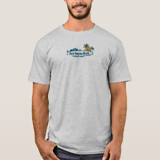 New Smyrna Beach. T-Shirt