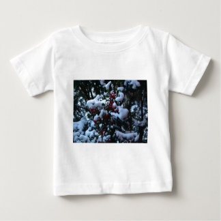New Snow&Holly Baby T-Shirt