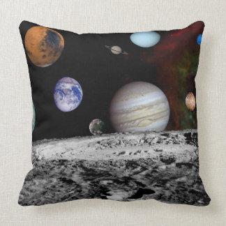 New Solar Throw Pillow