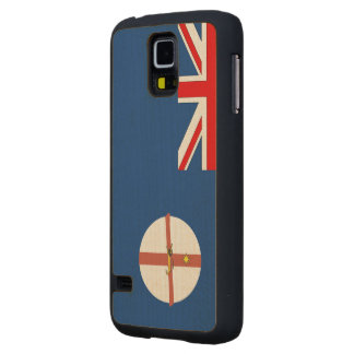 New South Wales Flag Maple Galaxy S5 Case
