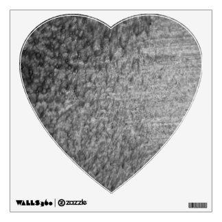 New stylish Heart in shop : grey Wall Sticker