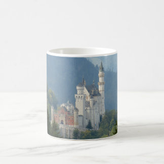 New swan stone closed coffee mug