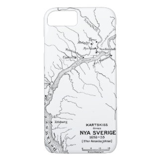New Sweden iPhone 7 Case