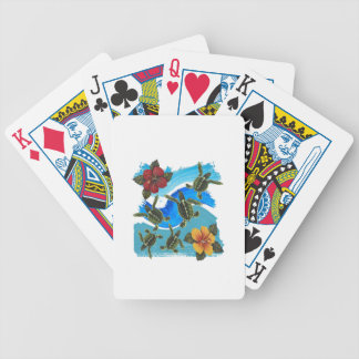 NEW THIS WORLD BICYCLE PLAYING CARDS