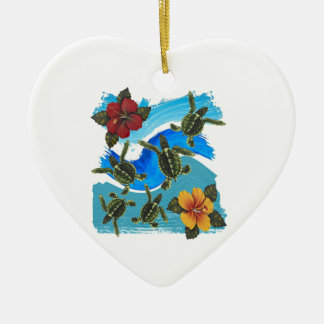 NEW THIS WORLD CERAMIC ORNAMENT