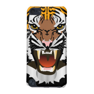 NEW TIGER HEAD iPod TOUCH 5G COVERS