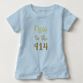 New to the 914 Baby Romper